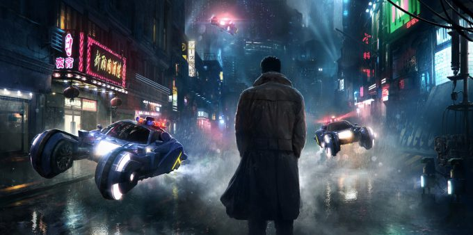Blade Runner Inspired concept art illustrations 01 Jonas De Ro
