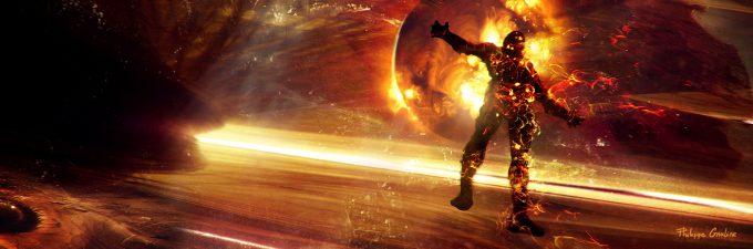 Doctor Strange Movie Concept Art Philippe Gaulier 001