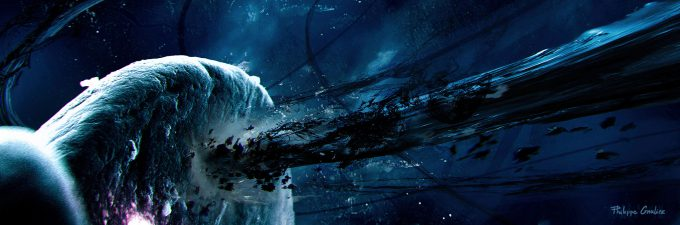 Doctor Strange Movie Concept Art Philippe Gaulier 003