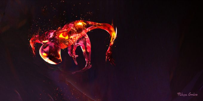 Doctor Strange Movie Concept Art Philippe Gaulier 007