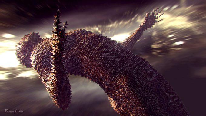 Doctor Strange Movie Concept Art Philippe Gaulier 021