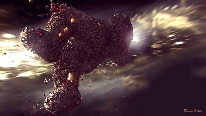 Doctor Strange Movie Concept Art Philippe Gaulier 023