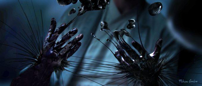 Doctor Strange Movie Concept Art Philippe Gaulier 027