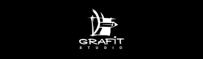 Grafit Studio Concept Art Logo 01