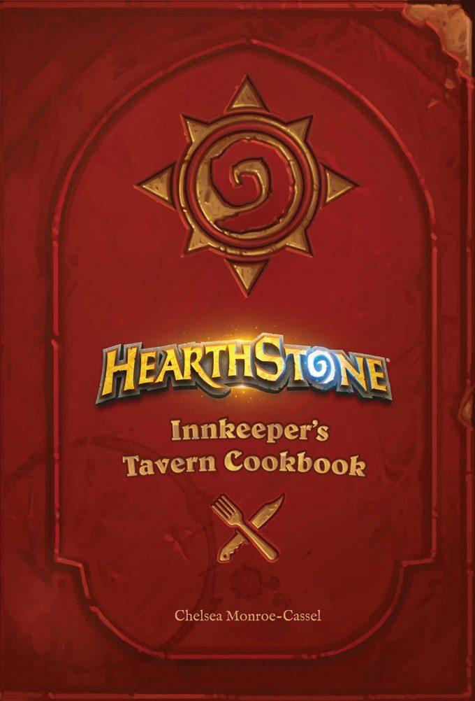 Hearthstone Innkeepers Tavern Cookbook cover art 01