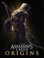The Art of Assassins Creed Origins art book cover sm