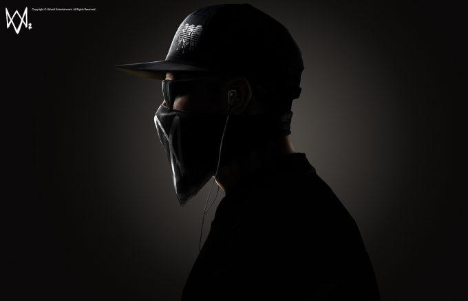 Watch Dogs 2 Concept Art Aadi Salman Marcus Poster Concept v04d 12 5p