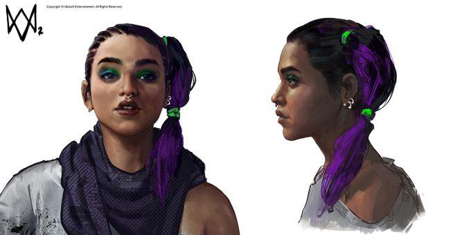 Watch Dogs 2 Concept Art Aadi Salman Sitara Face v03 2 15p