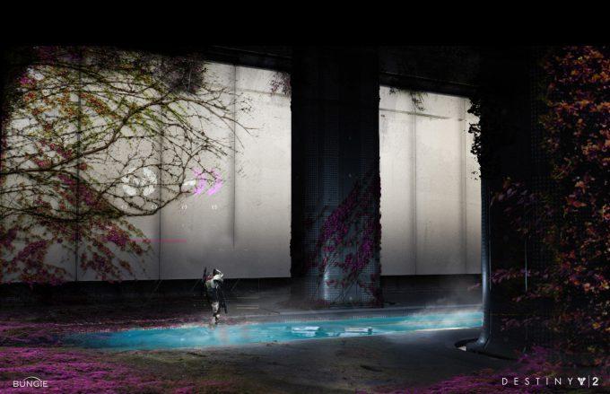 destiny 2 bungie concept art joseph cross arcology