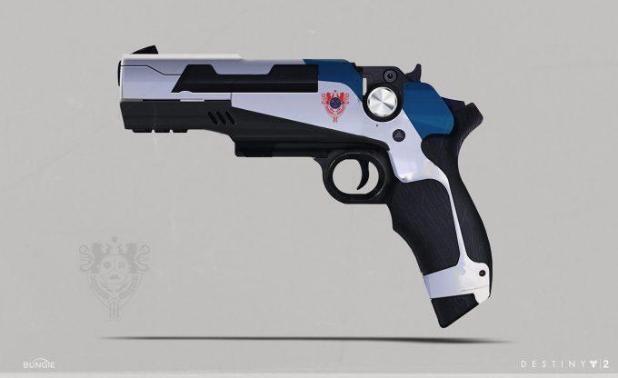destiny 2 bungie concept art joseph cross gd sidearm