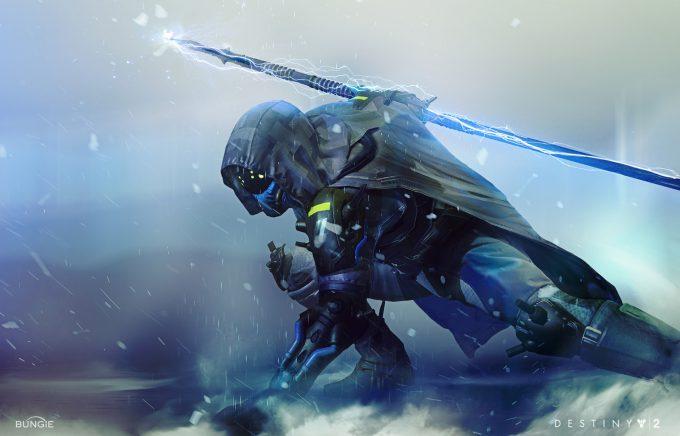 destiny 2 bungie concept art joseph cross hunter