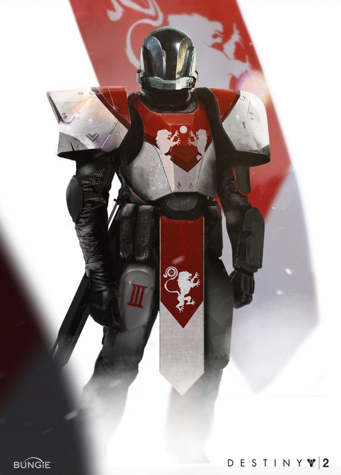 destiny 2 bungie concept art joseph cross titan class