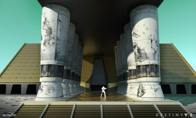 destiny 2 concept art adrian majkrzak leviathan003