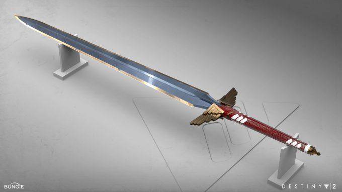 destiny 2 concept art adrian majkrzak sword