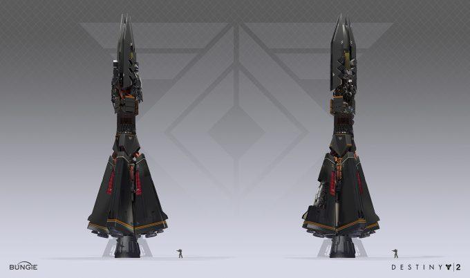 destiny 2 concept art sung choi seraph rocket