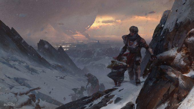 destiny 2 concept art sung choi the journey 01