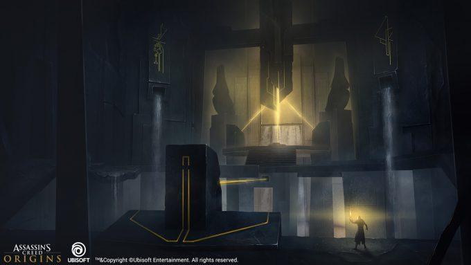 Assassins Creed Origins Concept Art Encho Enchev 11 FC Interior