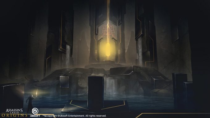 Assassins Creed Origins Concept Art Encho Enchev 12 FC Interior