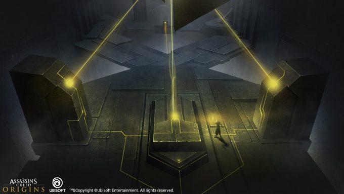 Assassins Creed Origins Concept Art Encho Enchev 13 FC Interior