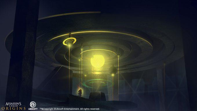 Assassins Creed Origins Concept Art Encho Enchev 14 FC Interior