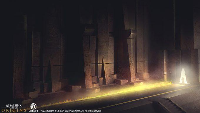 Assassins Creed Origins Concept Art Encho Enchev 16 FC Interior