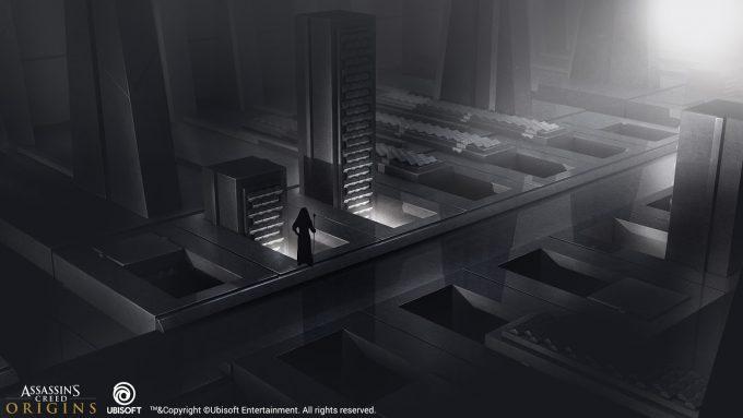 Assassins Creed Origins Concept Art Encho Enchev 17 FC Interior