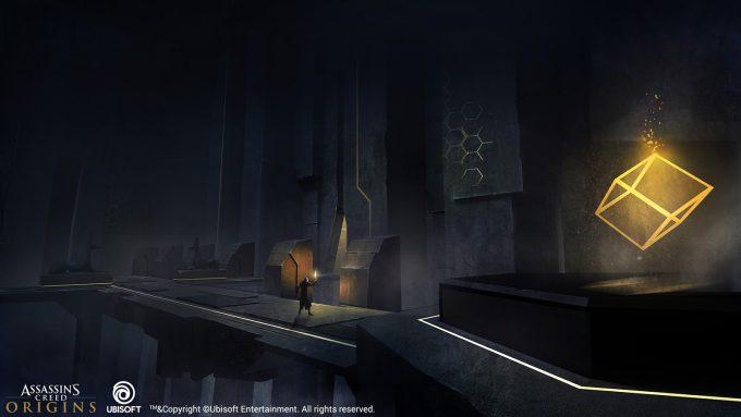 Assassins Creed Origins Concept Art Encho Enchev 1 FC Interior
