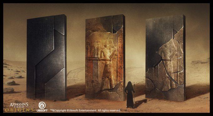 Assassins Creed Origins Concept Art Encho Enchev 23 FC Module