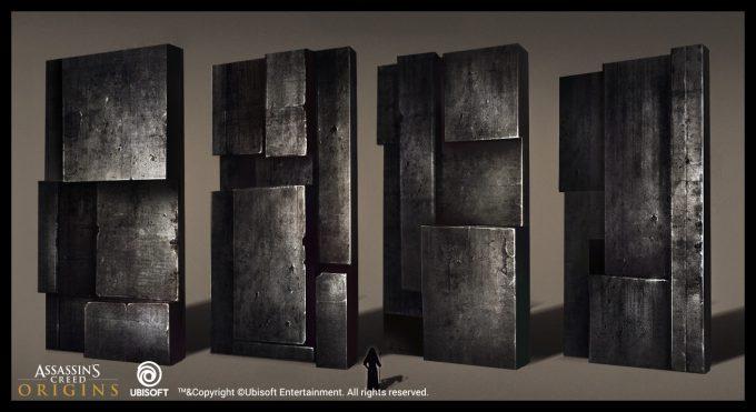 Assassins Creed Origins Concept Art Encho Enchev 26 FC Module