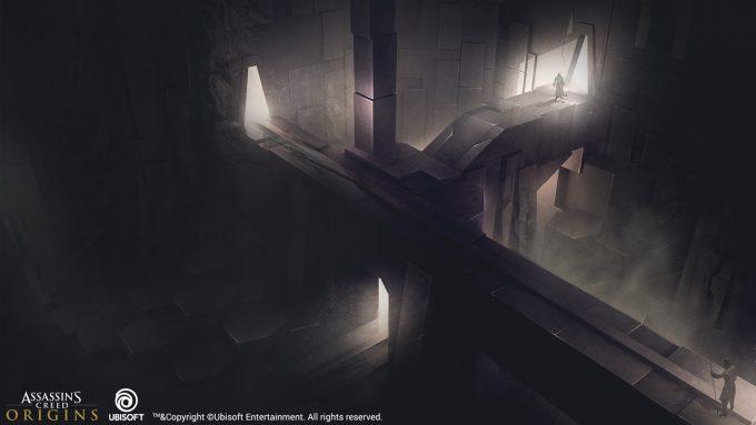 Assassins Creed Origins Concept Art Encho Enchev 28 FC Interior
