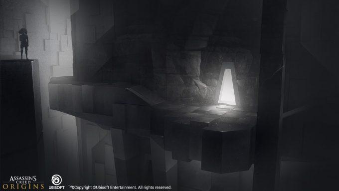 Assassins Creed Origins Concept Art Encho Enchev 29 FC Interior