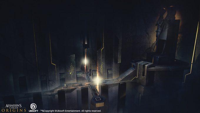 Assassins Creed Origins Concept Art Encho Enchev 2 FC Interior