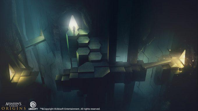 Assassins Creed Origins Concept Art Encho Enchev 30 FC Interior