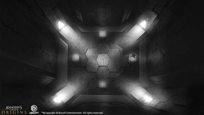 Assassins Creed Origins Concept Art Encho Enchev 31 FC Interior