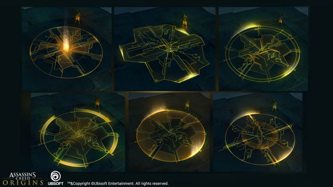 Assassins Creed Origins Concept Art Encho Enchev 33 FC Teleport