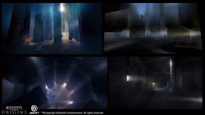 Assassins Creed Origins Concept Art Encho Enchev 34 FC LightTest