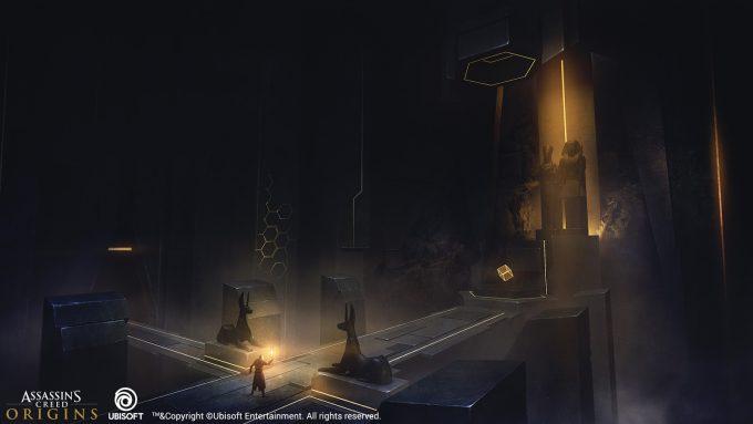 Assassins Creed Origins Concept Art Encho Enchev 3 FC Interior