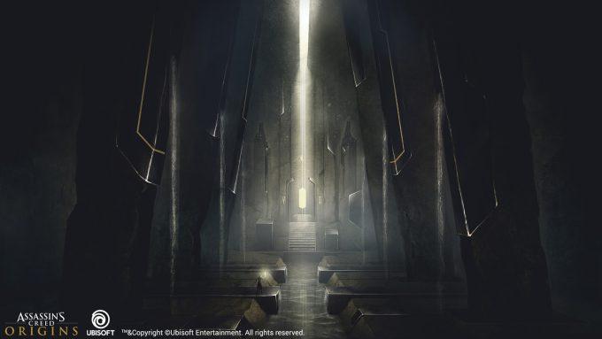 Assassins Creed Origins Concept Art Encho Enchev 5 FC Interior