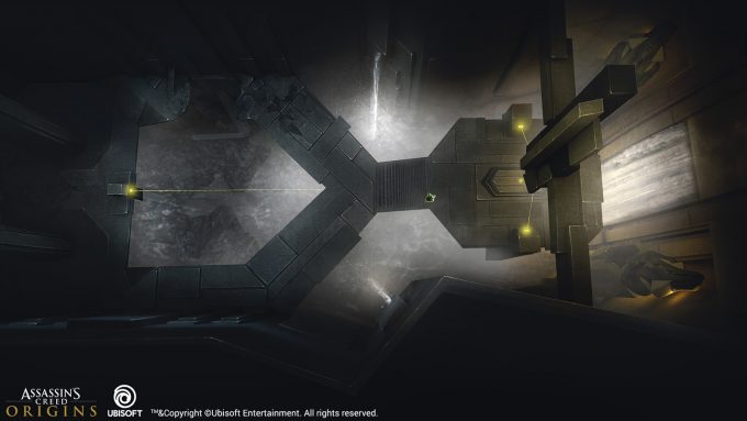 Assassins Creed Origins Concept Art Encho Enchev 6 FC Interior