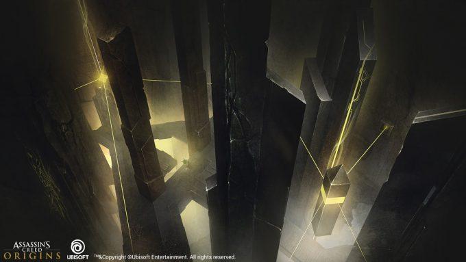 Assassins Creed Origins Concept Art Encho Enchev 7 FC Interior
