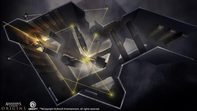 Assassins Creed Origins Concept Art Encho Enchev 8 FC Interior