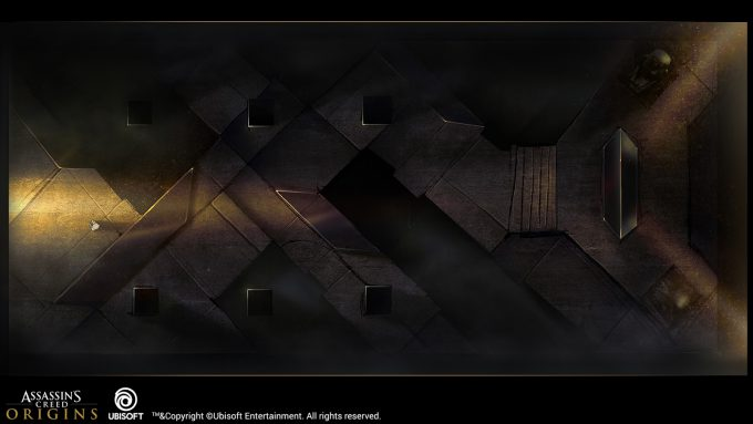 Assassins Creed Origins Concept Art Encho Enchev 9 FC Interior