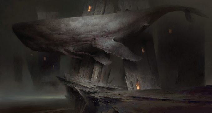 Dishonored Death of the Outsider concept art piotr jablonski impression of the void n 3 s