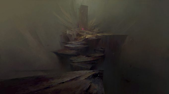 Dishonored Death of the Outsider concept art piotr jablonski impression of the void n 4 sa