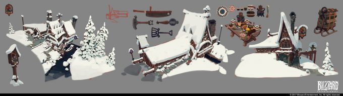 Hearthstone Animated Short Hearth and Home Concept Art Vasili Zorin 05