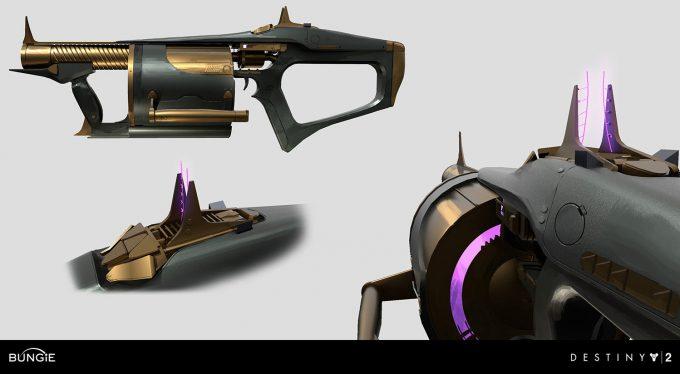 I Am Alive Grenade Launcher