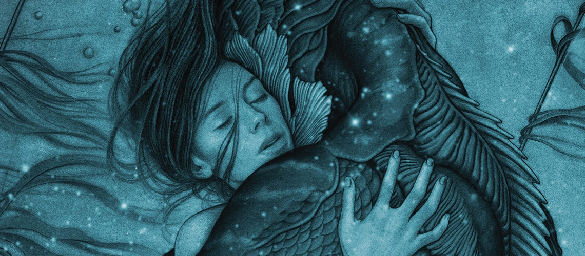 Guillermo del Toro The Shape of Water Creating a Fairy Tale for Troubled Times Book M01