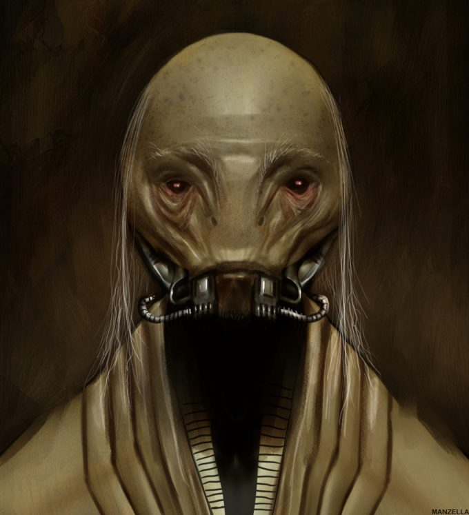 Star Wars Rogue One Concept Art Ivan Manzella 15