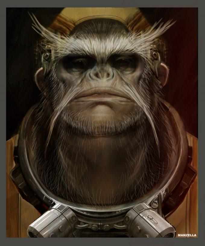 Star Wars Rogue One Concept Art Ivan Manzella 16