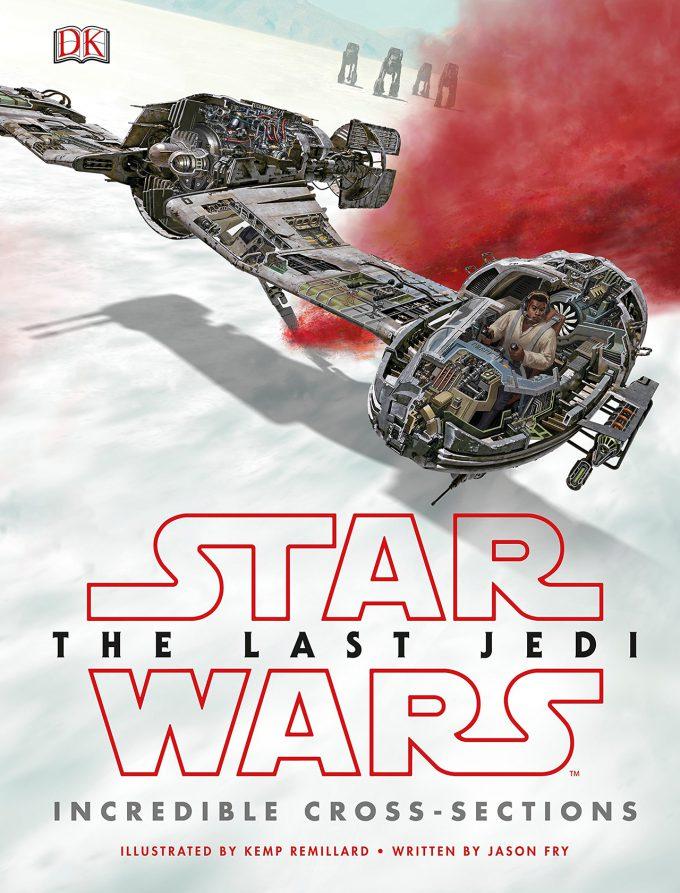 Star Wars The Last Jedi Incredible Cross Sections Illustrations Kemp Remillard 01